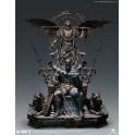 [Pre-Order] Queen Studios - Batman on Throne 1/4 Statue (Premium)