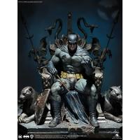 Queen Studios - Batman on Throne 1/4 Statue (Standard)