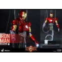 Hot Toys - Iron Man Mark III (Construction Version)