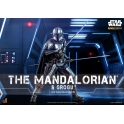 [Pre-Order] Hot Toys - TMS051 - Star Wars: The Mandalorian™ - 1/6th scale The Mandalorian™ and Grogu™ Collectible Set
