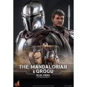 [Pre-Order] Hot Toys - TMS052 - Star Wars: The Mandalorian™ - 1/6th scale The Mandalorian™ and Grogu™ Collectible Set (Deluxe)