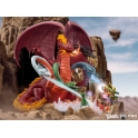 [Pre-Order] Iron Studios - Tiamat Battle Demi Art Scale 1/20 - Dungeons and Dragons