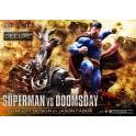 [Pre-Order] PRIME1 STUDIO - UMMDC-05DX: SUPERMAN VS DOOMSDAY DELUXE VERSION (DC COMICS) CONCEPT DESIGN BY JASON FABOK