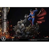 [Pre-Order] PRIME1 STUDIO - UMMDC-05: SUPERMAN VS DOOMSDAY (DC COMICS) CONCEPT DESIGN BY JASON FABOK