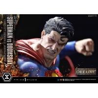 [Pre-Order] PRIME1 STUDIO - UMMDC-05DXS: SUPERMAN VS DOOMSDAY DELUXE BONUS VERSION (DC COMICS) CONCEPT DESIGN BY JASON FABOK