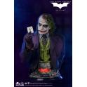 "[Pre Order] Infinity Studio X Penguin Toys DC Series Life Size  Bust ""The Dark Knight"" The Joker"