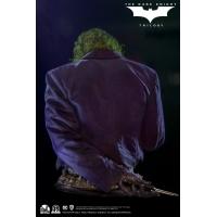 "Infinity Studio X Penguin Toys DC Series Life Size  Bust ""The Dark Knight"" The Joker"