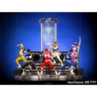 [Pre-Order] Iron Studios - Blue Ranger BDS Art Scale 1/10 - Power Rangers