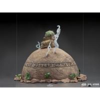 [Pre-Order] Iron Studios - Green Ranger BDS Art Scale 1/10 - Power Rangers