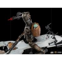 [Pre-Order] Iron Studios - Grogu Legacy Replica 1/4 - The Mandalorian