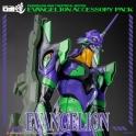 """[Pre-Order] ThreeZero - ROBO-DOU Neon Genesis Evangelion"""" Accessory Pack"""