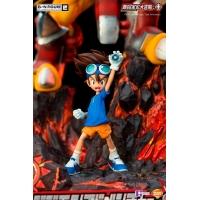 Bandai Namco BN Figure Yagami Taichi & Wargreymon