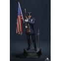 [Pre-Order] Queen Studios -  Joker 1/3 Statue (Police Uniform)