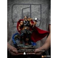 [Pre-Order] Iron Studios - The Mandalorian on Speederbike DLX 1/10 - The Mandalorian