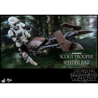 [Pre-Order] Hot Toys - MMS611 - Star Wars: Return of the Jedi - 1/6th scale Scout Trooper Collectible Figure