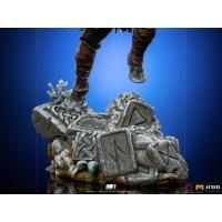 [Pre-Order] Iron Studios - Thor Unleashed Deluxe - Art Scale 1/10 - Marvel Comics