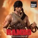 [Pre-Order] Threezero - Rambo: First Blood – 1/6 John Rambo