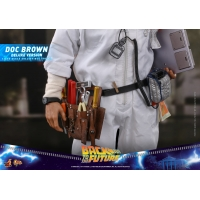 [Pre-Order] Hot Toys - MMS609 - Back to the Future - 1/6th scale Doc Brown Collectible Figure (Normal Version)
