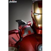 Queen Studios -  Iron Man Mark 7 1/1 Life-Size Statue