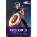 [Pre-Order] Hot Toys  - TMS059 - What If... - 1/6th scale Captain Carter Collectible Figure