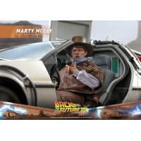 [Pre-Order] Hot Toys - MMS611 - Back to the Future Part III - 1/6th scale Marty McFly Collectible Figure