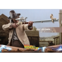 [Pre-Order] Hot Toys - MMS612 - Back to the Future Part III - 1/6th scale Doc Brown Collectible Figure