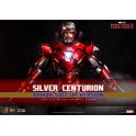 [Pre-Order] Hot Toys - MMS618D43 - Iron Man 3 - 1/6th scale Silver Centurion (Armor Suit Up Version) Collectible Figure