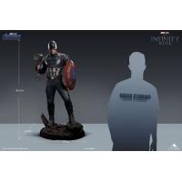 [Pre-Order] Queen Studios -  Iron Man Mark 7 1/1 Life-Size Statue