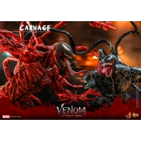 [Pre-Order] Hot Toys - MMS619 - Venom: Let There Be Carnage - 1/6th scale Carnage Normal Version Collectible Figure