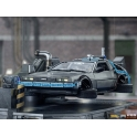 [Pre-Order] Iron Studios - DeLorean Set Regular Version - Back to the Future Part II - Art Scale 1/10
