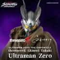 [Pre-Order] ThreezeroX - Akinori Takaki Ultraman Zero (Retail)
