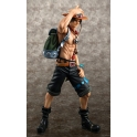 Excellent Model - P.O.P - 10th Anniversary Limited Ver- Portgas D. Ace
