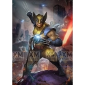 XM Studios - Premium Collectibles - Wolverine On Sentinel Head