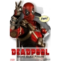 Sideshow -Sixth Scale Figure - Deadpool