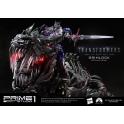 Prime 1 Studio - MMTFM-05  Grimlock and Optimus Prime Statue (Transformers: Age of Extinction)