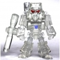 "Kids Logic - 3"" Clear Color Megatron Special Edition"