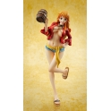 Megahouse - Portrait.Of.Pirates  - Nami: Mugiwara Ver. 2 (Limited Edition)