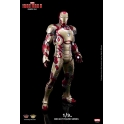 King Arts - 1/9th Diecast Figure Series -  Iron Man Mark 42