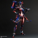 Square Enix - DC Comics VARIANT - Play Arts Kai - Haley Quinn