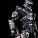 3A - HALO  - UNSC  Spartan Recruit BAMBALAND EXCLUSIVE
