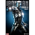 Sideshow - Quarter Scale Maquette - Iron Man Mark II