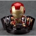 Nendoroid - Iron Man Mark 42 Hero's Edition + Hall of Armor Set