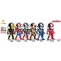 Beast Kingdom - Kids Nations - LED EarPhone Plug Series 004 - IRON MAN 3