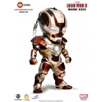 Beast Kingdom - Kids Nations - LED EarPhone Plug Series 004 - IRON MAN 3