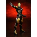 Kotobukiya - ARTFX+ - AVENGERS MARVEL NOW! - Iron Man (Black)