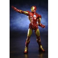Kotobukiya - ARTFX+ - AVENGERS MARVEL NOW! - Iron Man (Red)