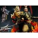 Lv Bu with Dragon Flame Display Base Set