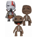 NECA - LittleBigPlanet - Libits Action Figure Series 1:  Sackboy  3Type Set