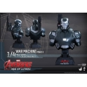 Hot Toys - Avengers: Age of Ultron: 1/4th War Machine 2.0 Scale Collectible Bust