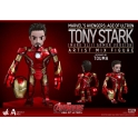 Hot Toys - Avengers: Age of Ultron: Tony Stark (Mark XLIII) Armor Version) Artist Mix Figure Designed By Touma